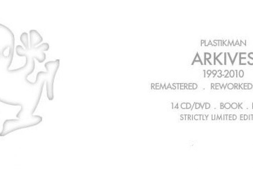 17 lat twórczości Plastikmana na 'Arkives'