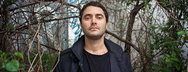 Ernesto Ferreyra w 'Żółwim Raju'