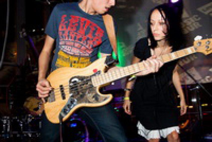 Levi's Music Tour: Oszibarack @ Oko Miasta Katowice