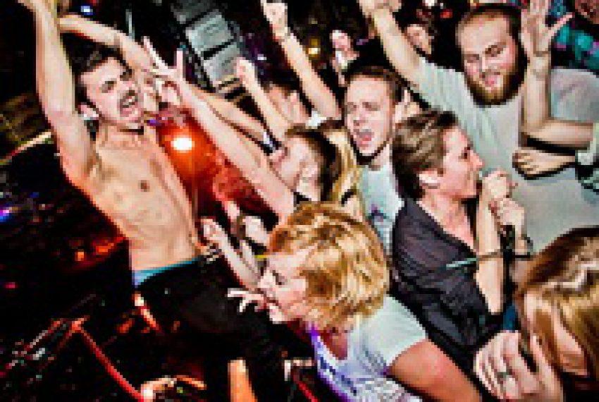 Levi's Music Tour: Dick4Dick @ SQ Poznań