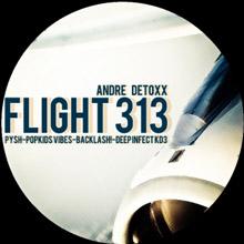 Andre Detoxx – Flight 313 EP