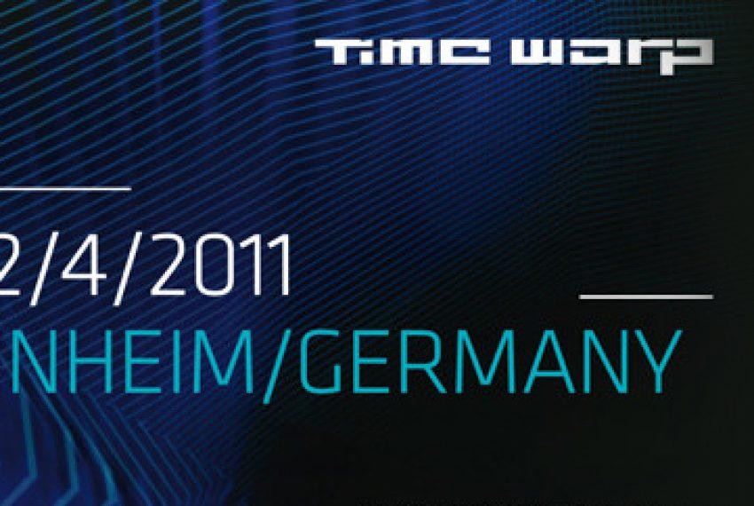 Gwiazdorska obsada na Time Warp Mannheim 2011