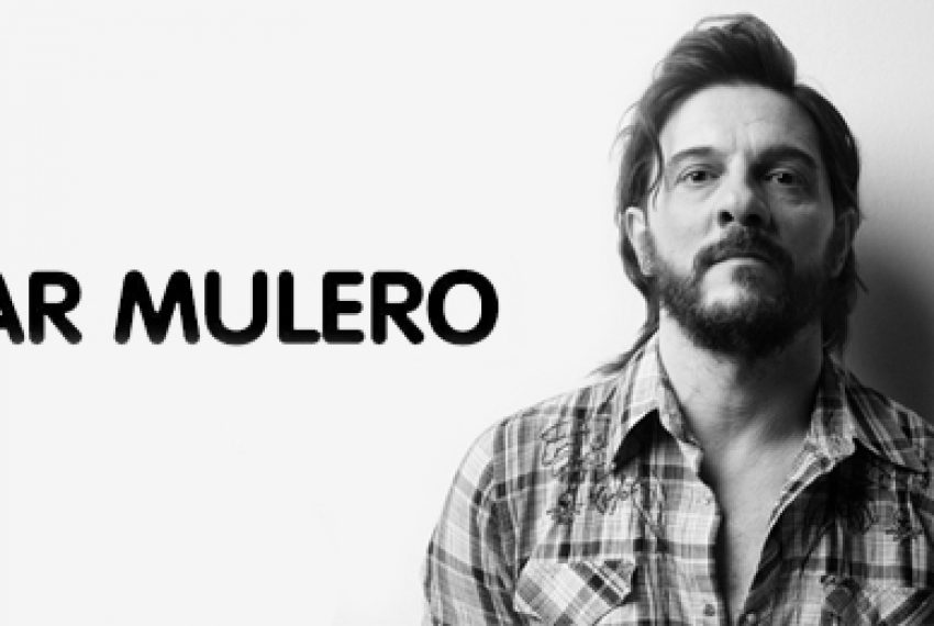 Oscar Mulero i jego 'Grey Fades to Green'