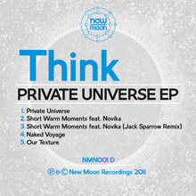 Think – Private Universe EP