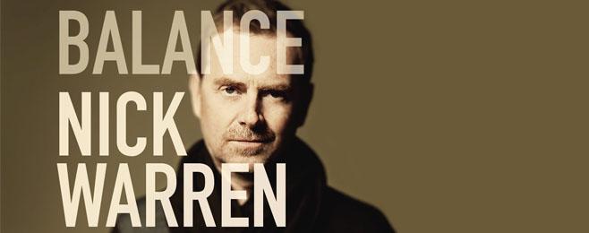 'Balance 018′ w rękach Nicka Warrena