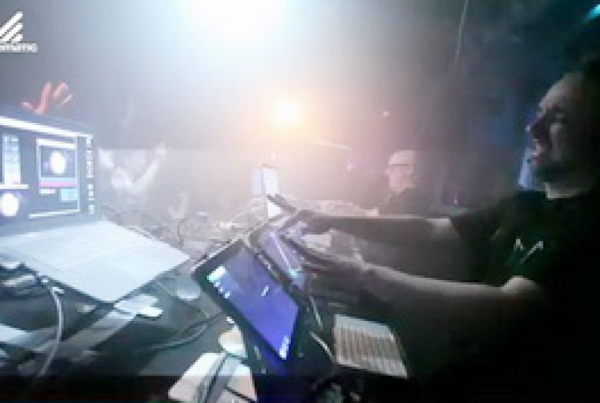 Stephan Bodzin Vs. Marc Romboy @ Rex Club Paris