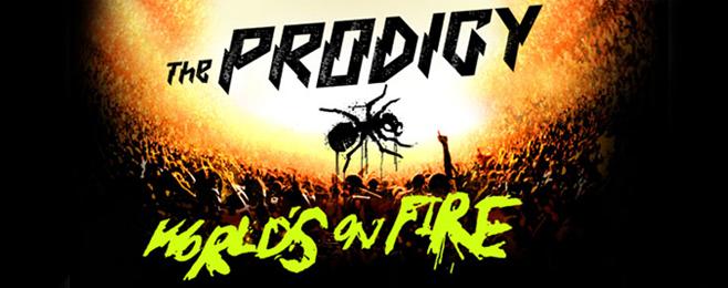 Zobacz The Prodigy na żywo – trailer!