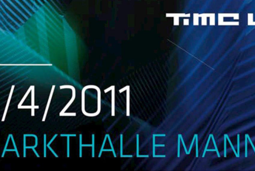 Rozwiązanie konkursu Time Warp Mannheim