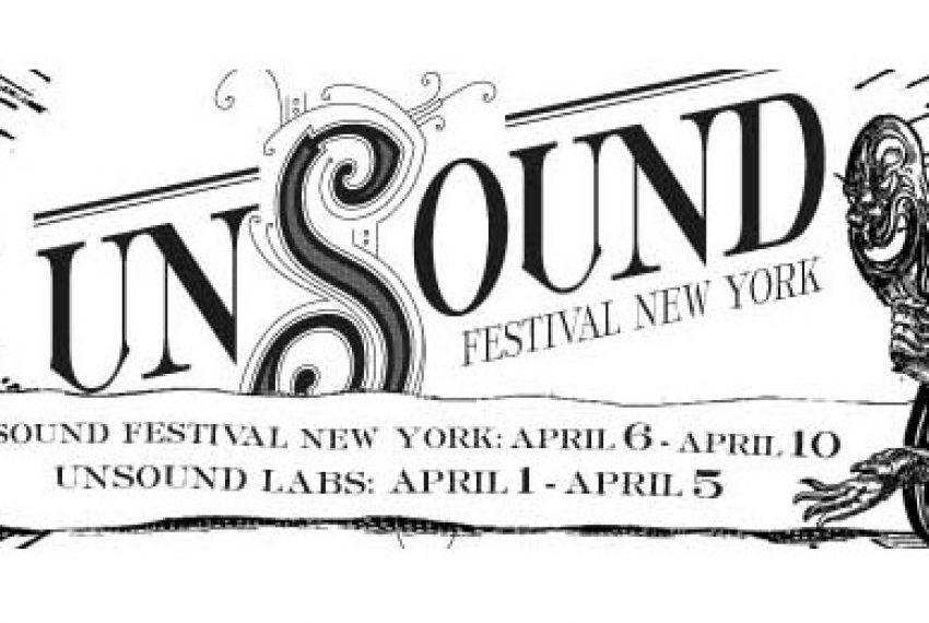 Unsound Festival kolejny raz w Nowym Jorku