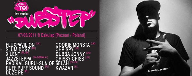 LubiszTo! Live Music: Dubstep już 7 maja w Poznaniu – BILETY!