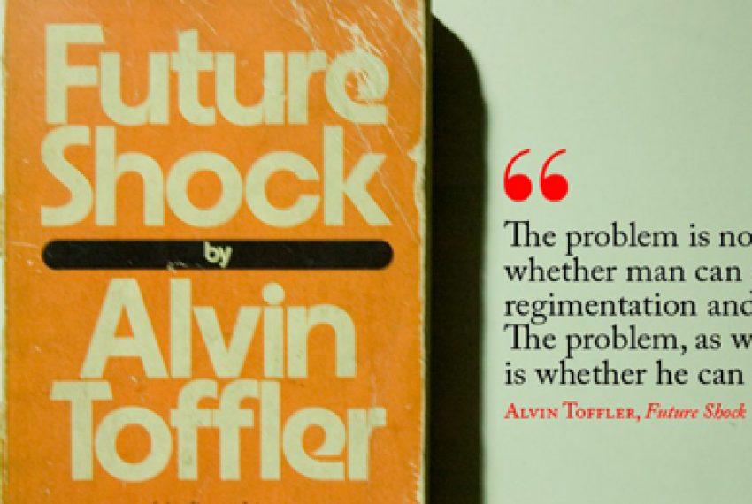 Motyw przewodni Unsound Festival 2011 – 'Future Shock'