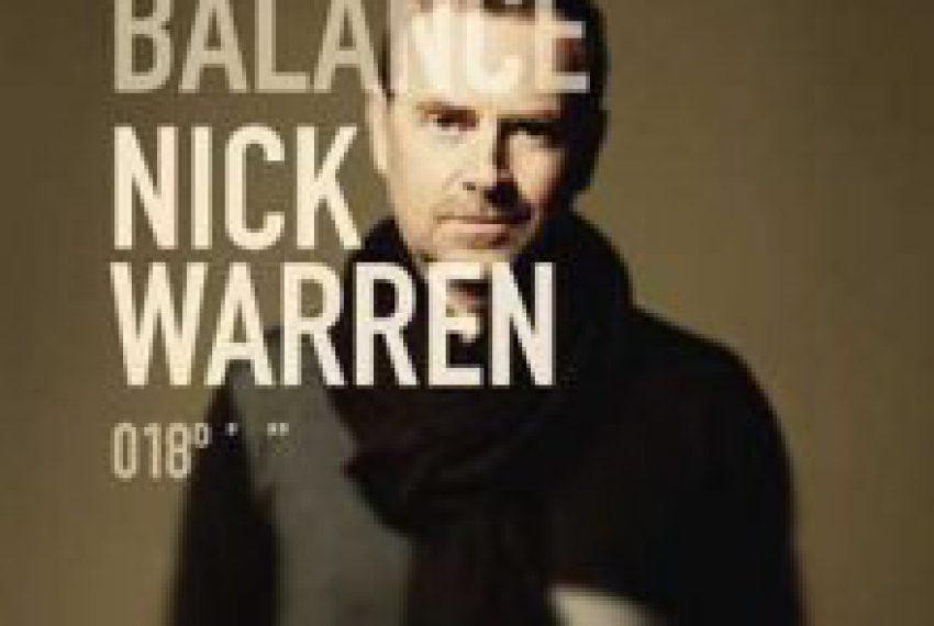 Nick Warren – Balance 018