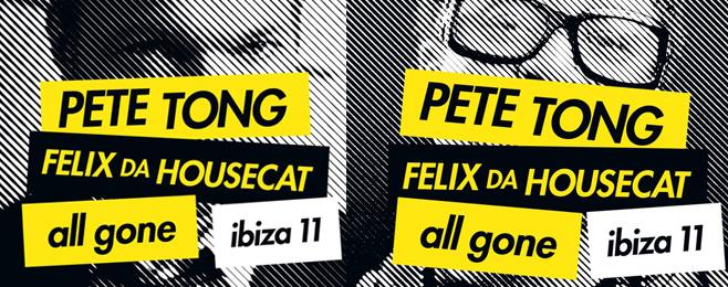 Pete Tong & Felix Da Housecat – muzyka prosto z Ibizy
