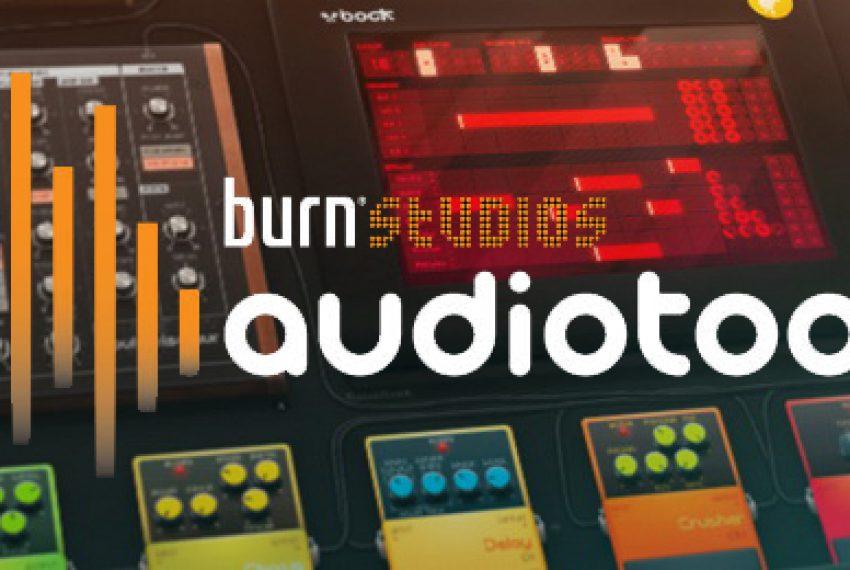 Burn Studios Audiotool – przyszłość w produkcji muzyki!