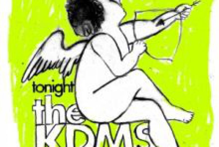 The KDMS – Tonight EP