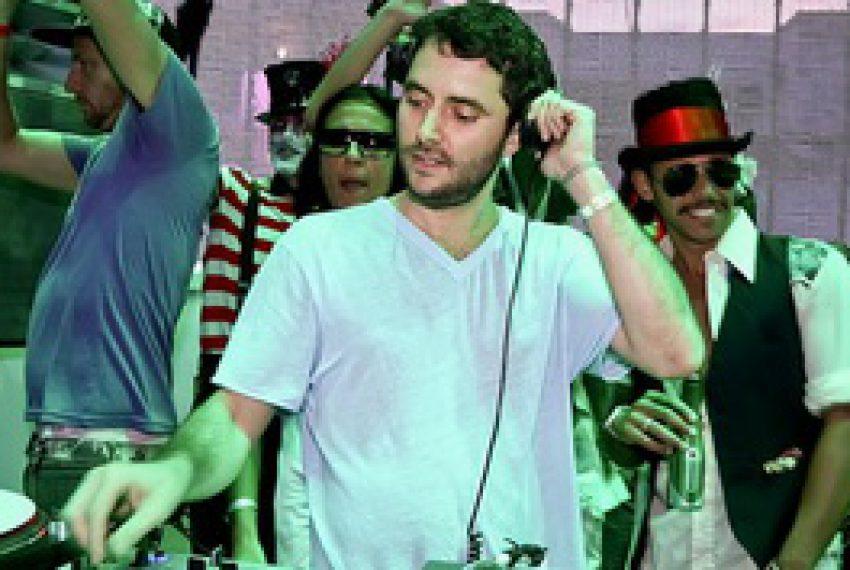 Ernesto Ferreyra @ Ushuaia Opening Ibiza