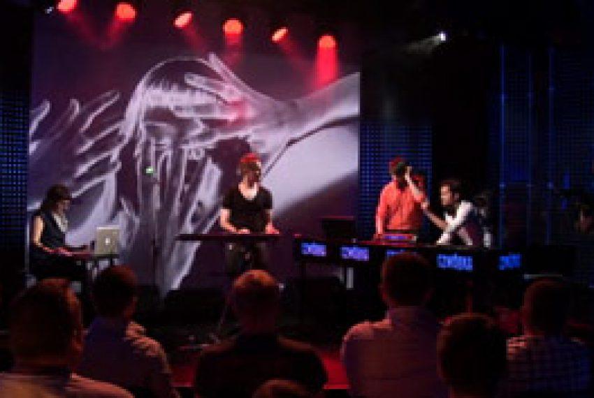 Muno.TV: Superluminal Live! @ Czwórka Polskie Radio