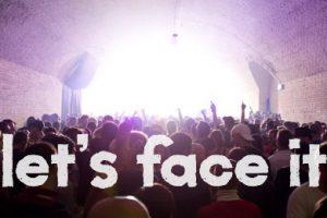 Rusza sprzedaż biletów na imprezy 'Let's Face It'