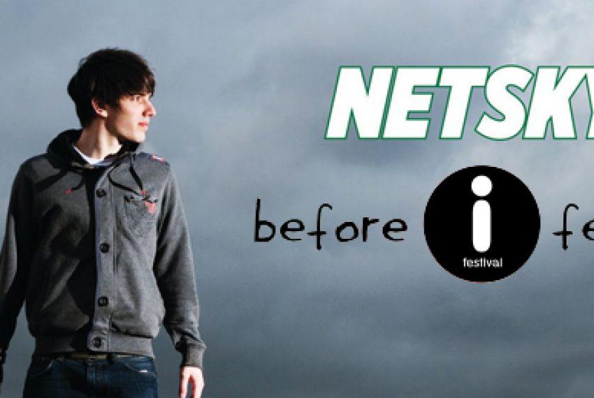 Netsky w Poznaniu już w piątek – BILETY!