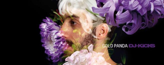 Gold Panda autorem nowego 'DJ-Kicks'