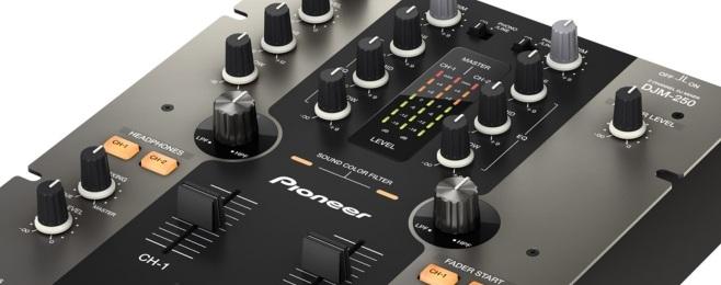 Pioneer przedstawia DJM-250