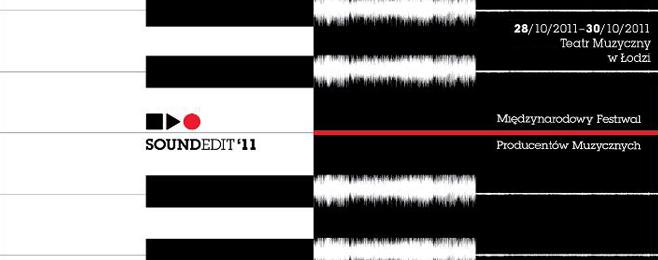 Soundedit 2011 – Międzynarodowy Festiwal Producentów Muzycznych