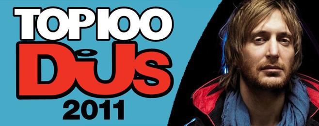 David Guetta detronizuje Armina w Top 100 DJs