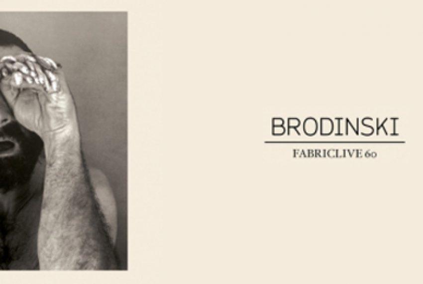 Brodinski nagrywa 'FabricLive 60'