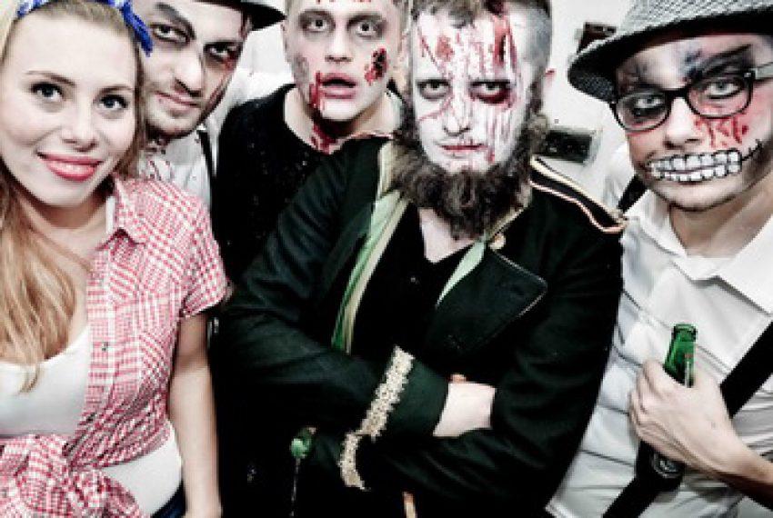 Sfinksowe Halloween – Dom 700 Trupów @ Sopot