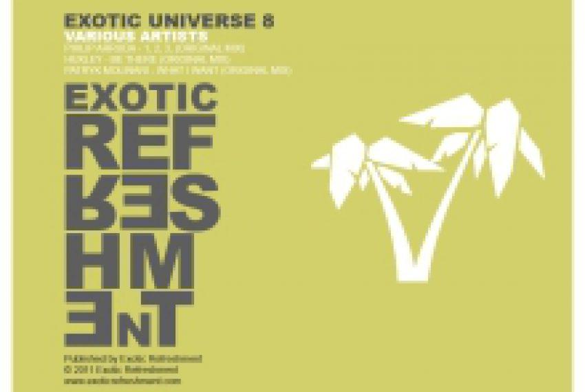 V/A – Exotic Universe 8