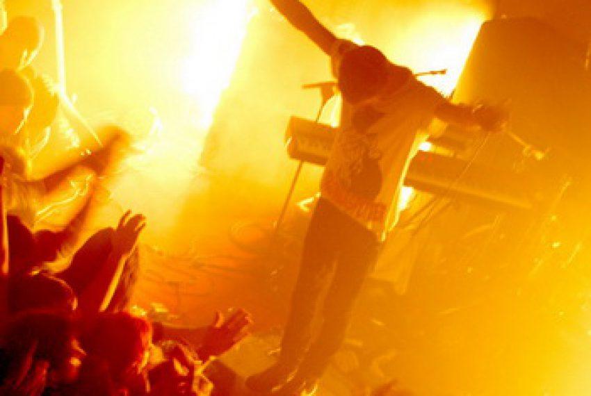 Face The Music – Modestep Live @ M25 Warszawa