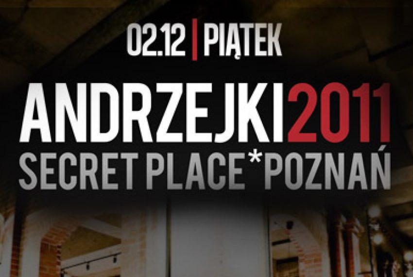 Secret Party w Poznaniu na Andrzejki! BILETY!