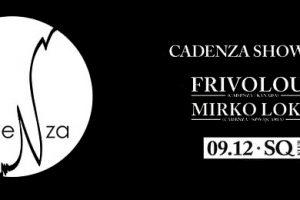 Finał 6. urodzin klubu SQ z Cadenza Showcase – BILETY!