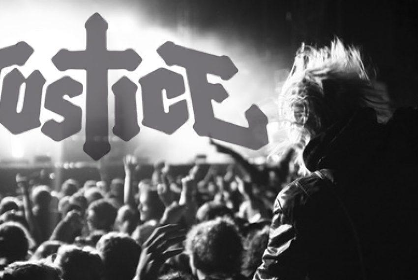 Justice zagrają na Open'erze!