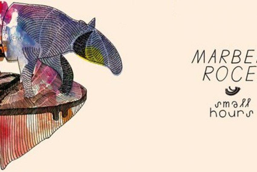 Nadchodzi trzeci krążek Marbert Rocel