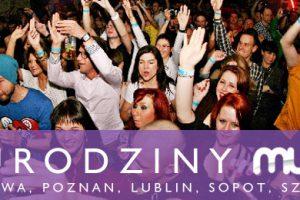 Urodziny Muno.pl w 5 polskich miastach!