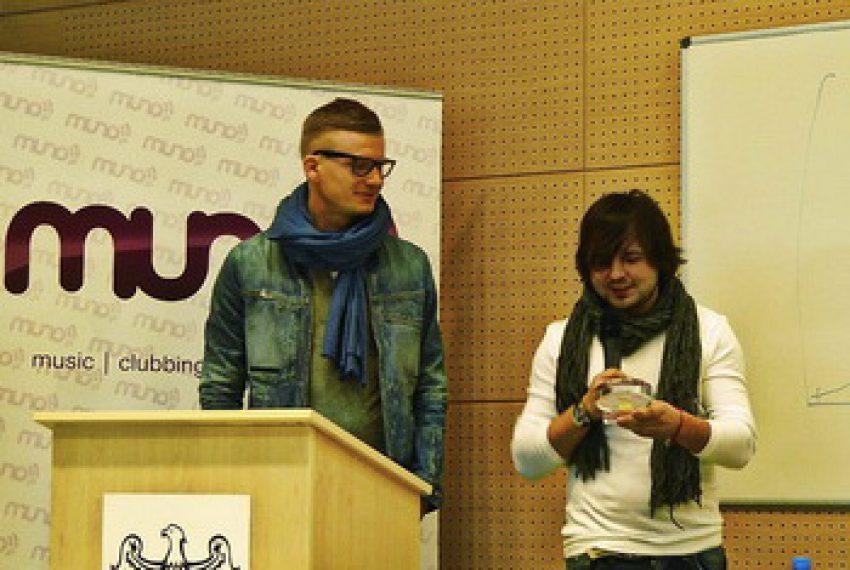 II Konferencja Muzyczna Audioriver cz. 1