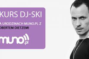 Zagraj z Robertem Dietzem! – KONKURS DJ-SKI