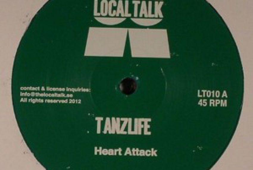 Tanzlife – Heart Attack (original mix) 12″ by Tanzlife