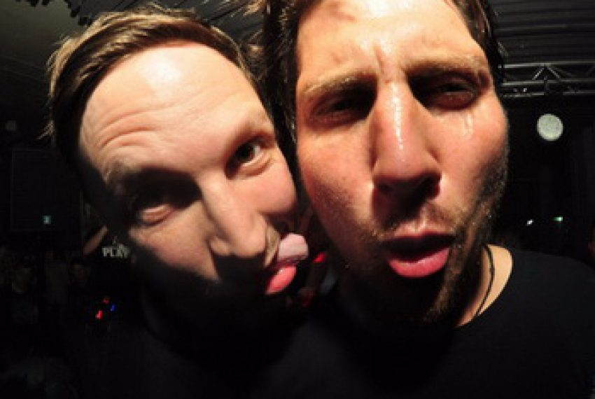 Pan-Pot & Sebastian Radlmeier @ 1500m2 Warszawa