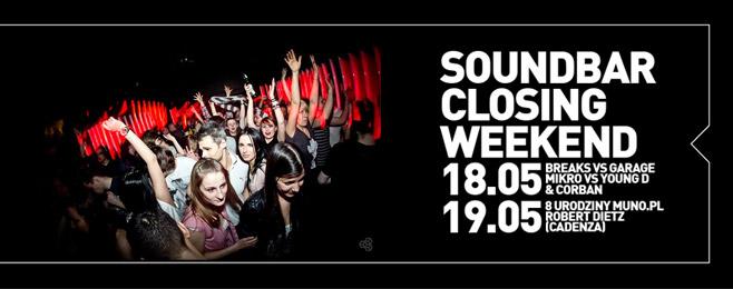 Lubelski klub Soundbar kończy działalność