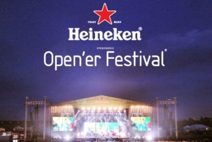 Godzinowy rozkład Open'er Festival 2012