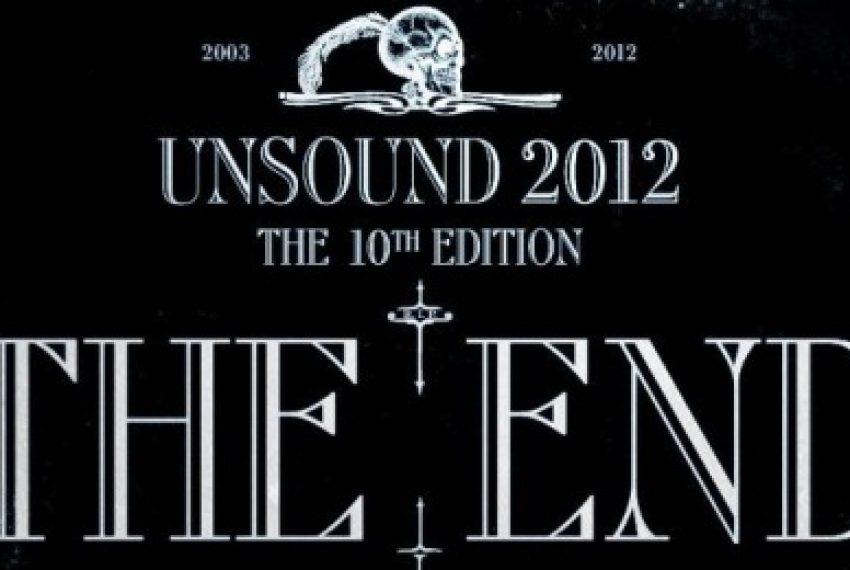 Pierwsze wieści o Unsound 2012