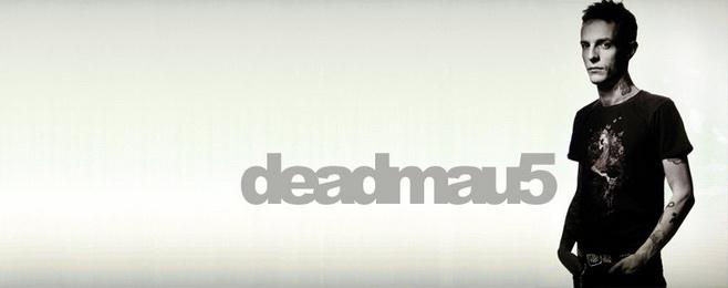 Deadmau5 robi przerwę od grania