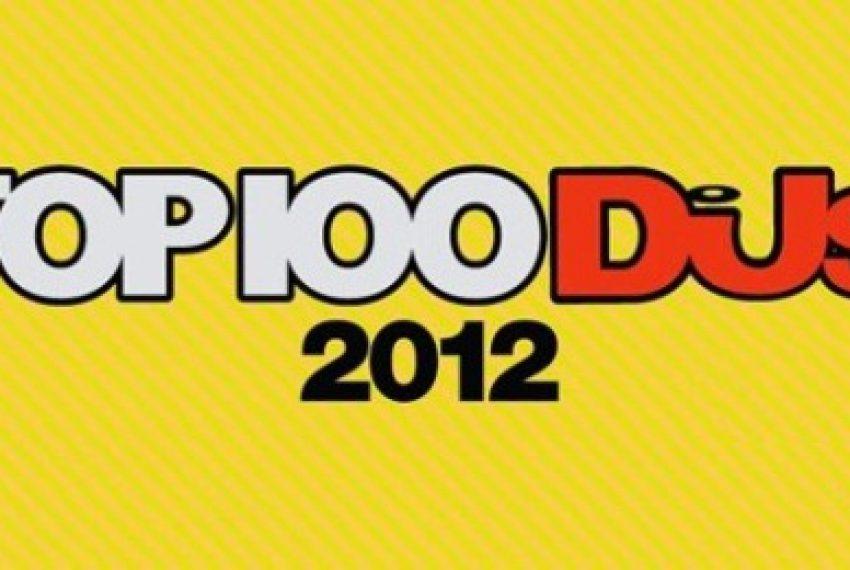 DJ Mag Top 100 DJs 2012 – WYNIKI