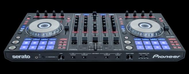 Najbardziej zaawansowany kontroler DJ-ski?