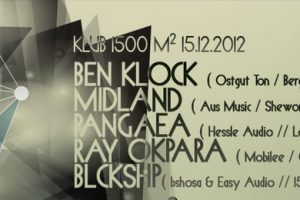 Klock, Midland, Pangaea, Okpara w 1500m2 – BILETY!