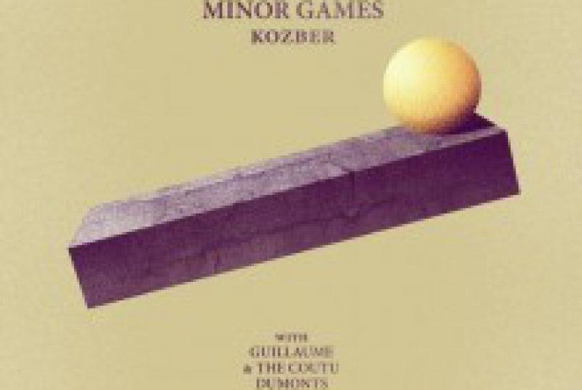 Kozber – Minor Games EP