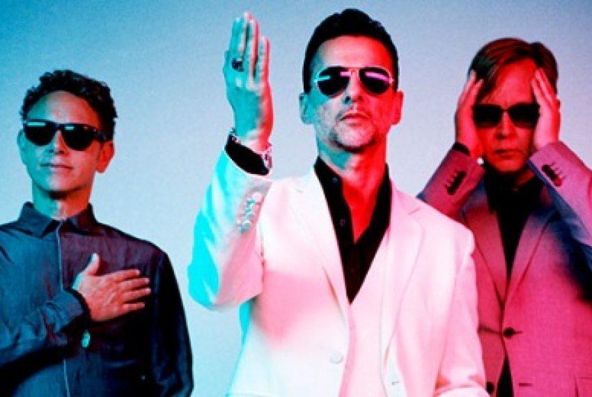 Depeche Mode wracają z albumem 'Delta Machine'