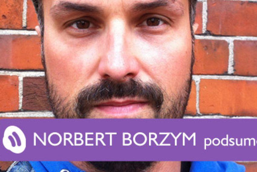 Podsumowanie 2012 – Norbert Borzym